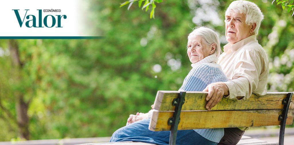 População idosa no Brasil cresce 26% em seis anos