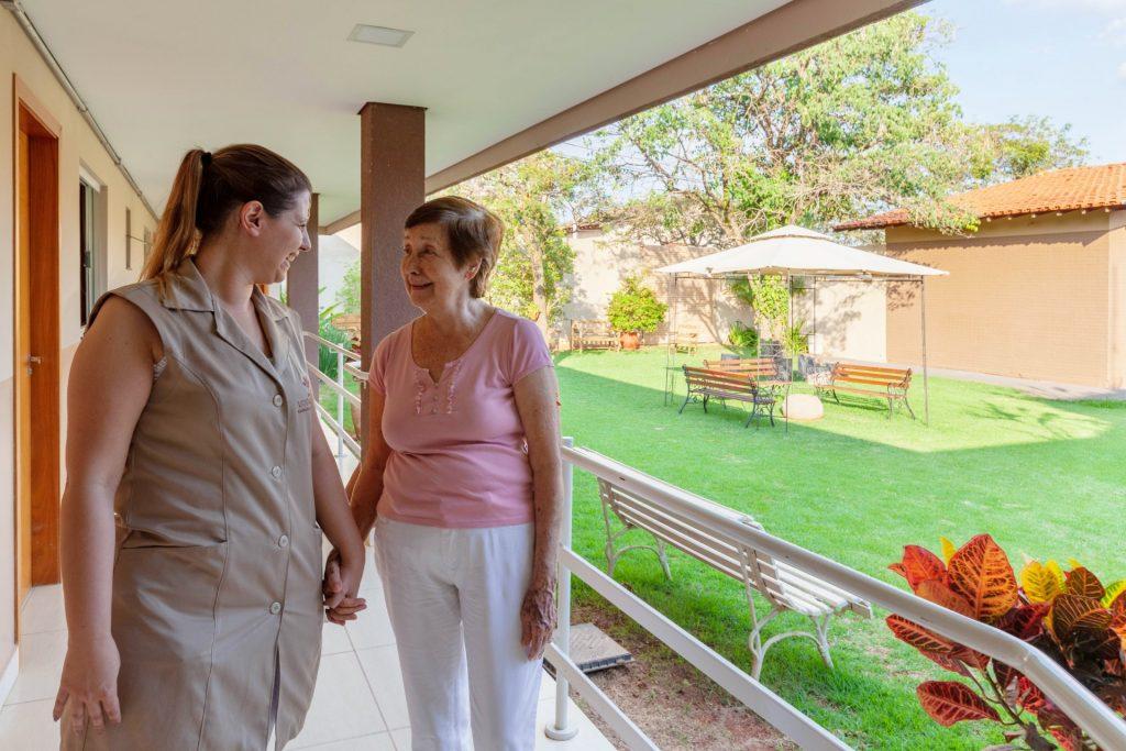 Asilo? Não! Vitória SPA é uma residência assistida para idosos